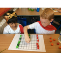 We learnt to play the Roman game Petteia.