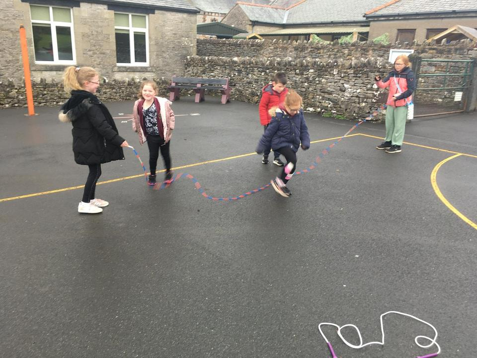 Group Skipping!