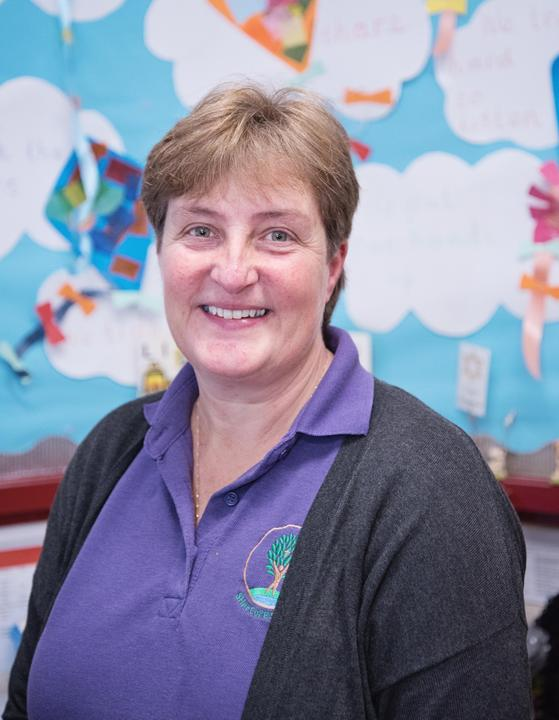 Suzanne Hutchinson - Senior Teaching Assistant