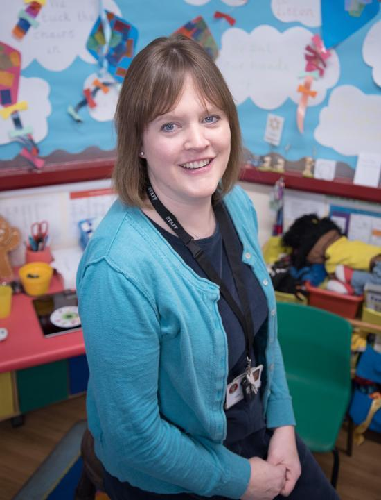 Mrs. Katie Chappell - Acting Headteacher