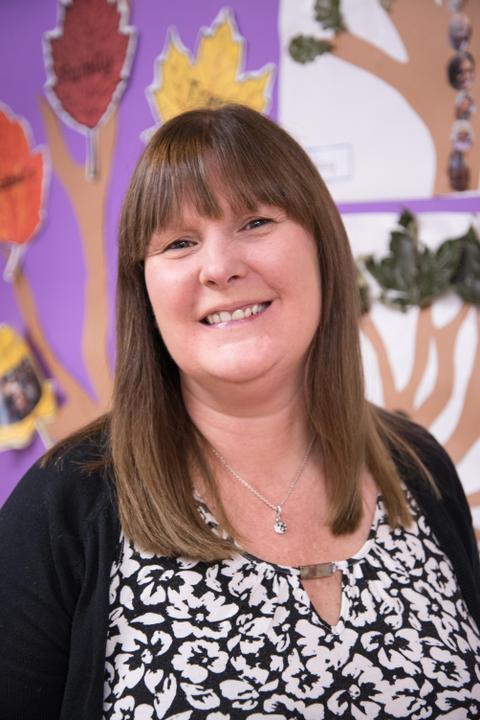 Sarah Watton - Higher Level Teaching Assistant
