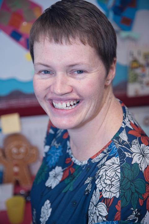 Michelle Deighton - 1:1 Teaching Assistant