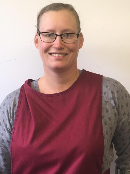 Lisa Strickland - Midday Superviser