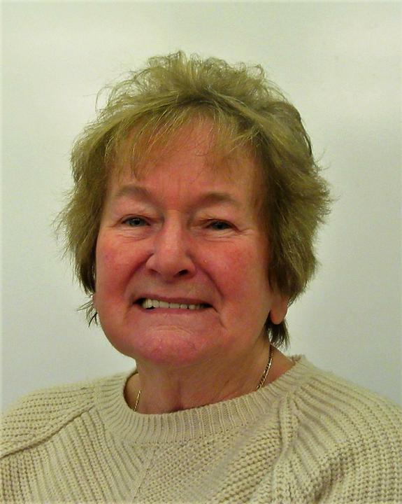 Doreen Murray - Volunteer reading buddy