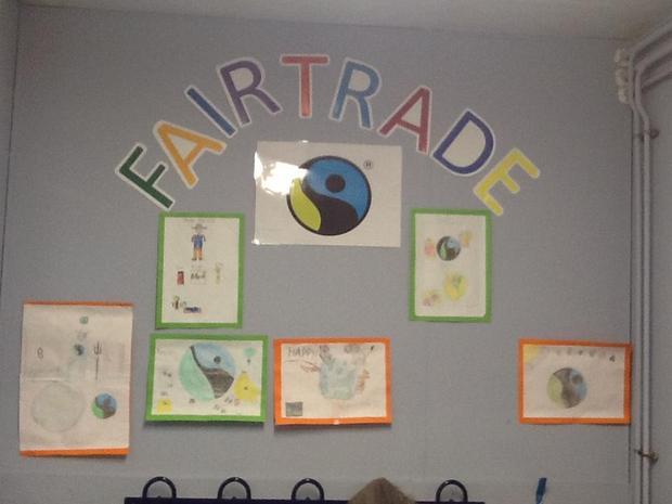 Wonderful work from the Critical Worker children