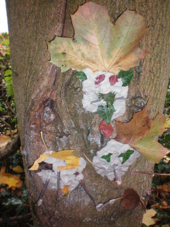 Investigating the story of the Green Man, who lurks in the woodland. What would he look like? What is his personality? What secrets does he have?