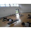 Yoga event 2020