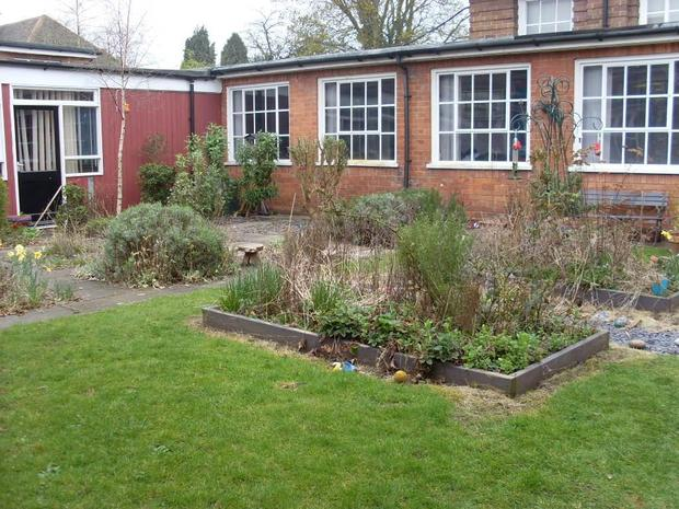 We all look after our school garden and the animals love it too. There are bird boxes and bees that regularly visit to pollinate the flowers!