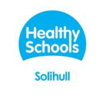 We are delighted to be deemed a healthy school!