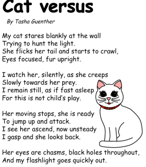Read the poem above.