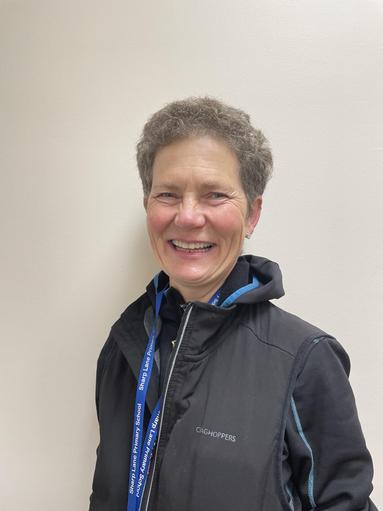Mrs L. Evans - Forest School Leader & Gardener