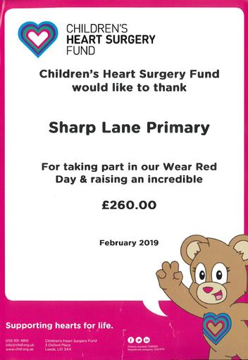 Children's Heart Surgery Fund