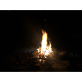 Evening campfire...