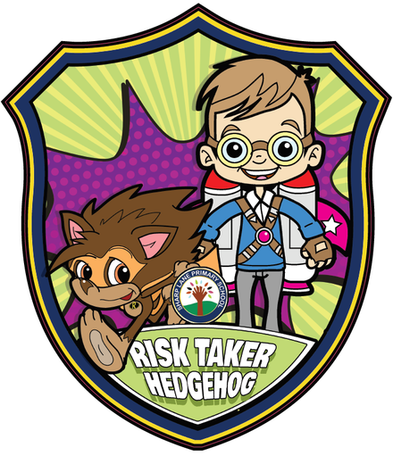 Risk Taker Hedgehog
