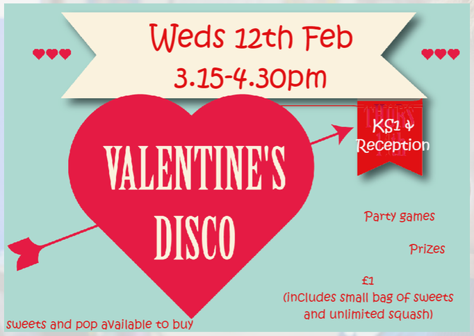 Valentine's Disco
