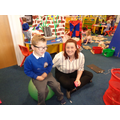 Callum and Miss Wiechula