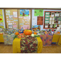 Harvest display