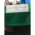 Lidded bins for tissues