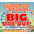 Achieve 100% attendance this term.