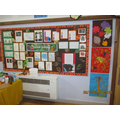 forest Schools display