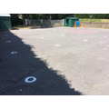 playground marks for key worker collection