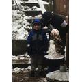 Jacob's snowman
