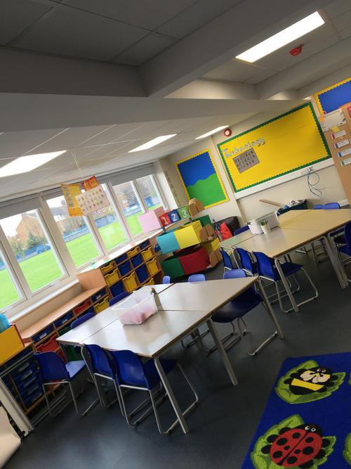 2T's new room!