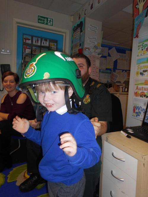 Leo the paramedic!