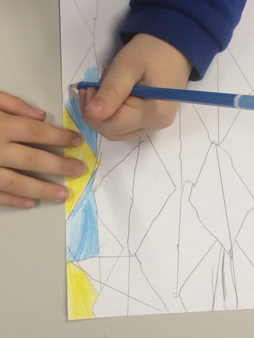 Tesselating shapes