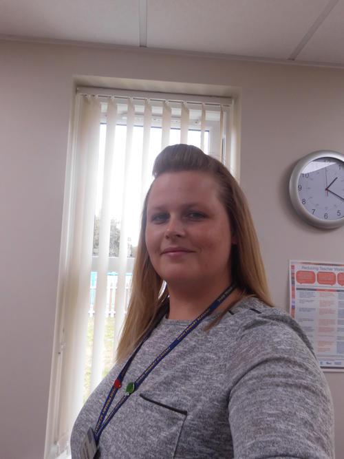 Mrs Westgate, Nursery Teacher
