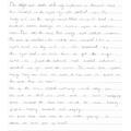 Saoirse's English Work