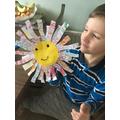 Oscar's sunshine