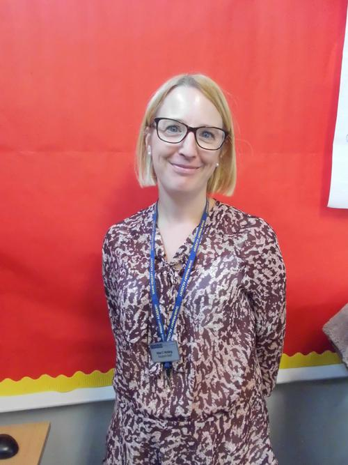 Miss Hickling, Learning Support Assistant