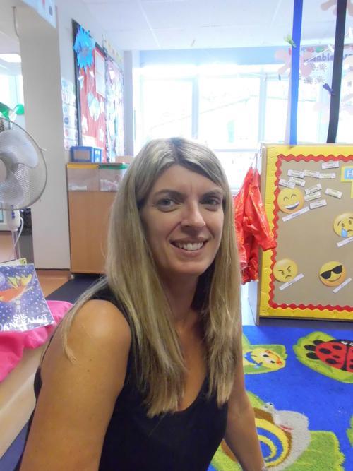 Mrs Cotter, Nursery Nurse