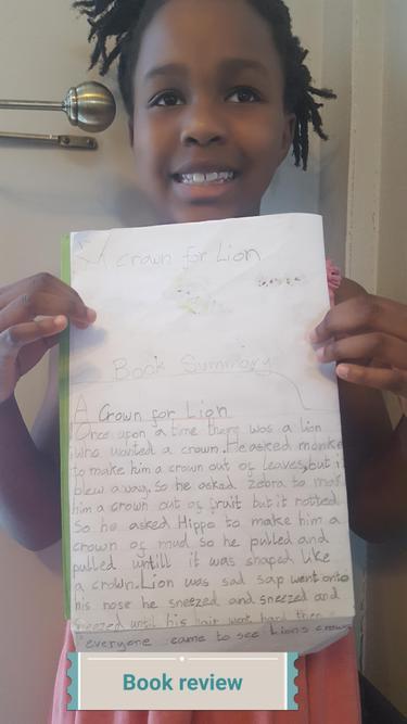 Wonderful writing by Nyameso!