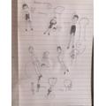 Amelia W's story map