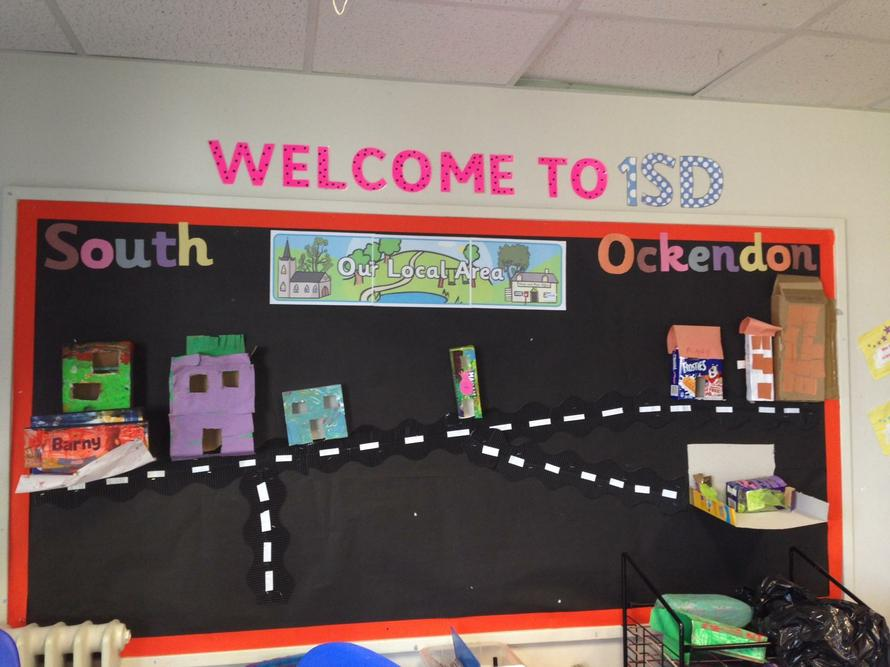 We have been working hard on our display