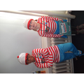 Where's Wally and Wenda?