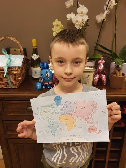 A wonderful map! 4CW