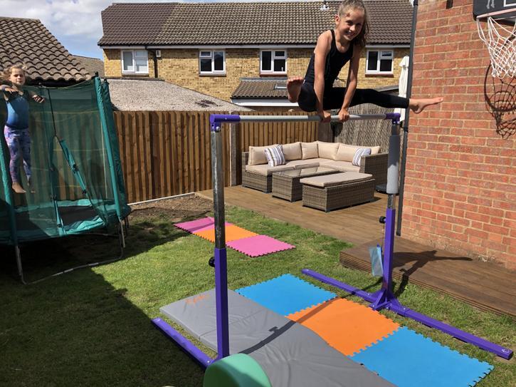 Great gymnastics 4HP