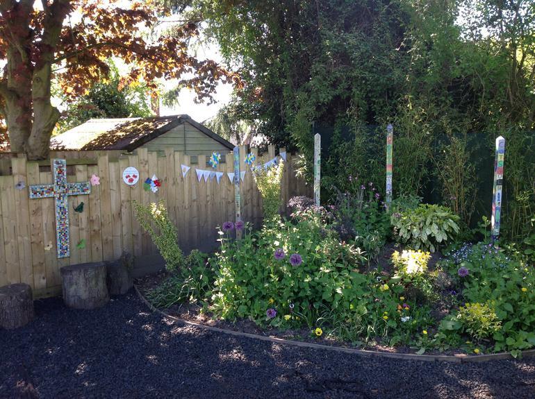 Our Peace Garden