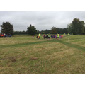Well done to all who ran in the cross country!