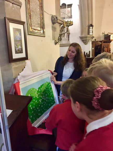 Service to welcome Mrs Field as new headteacher