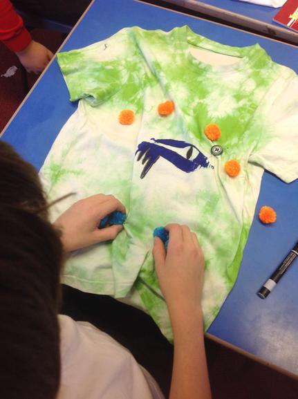 Designing TShirts