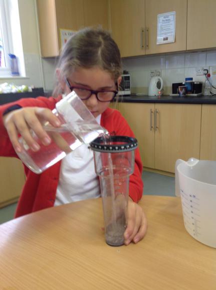 Measuring skills!