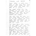 Andre's big write