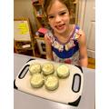 Sienna's baking