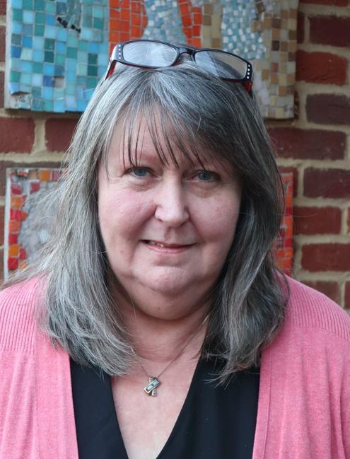 Mrs J Pearce   Midday Supervisor