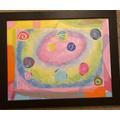 Milly's Kandinsky Art