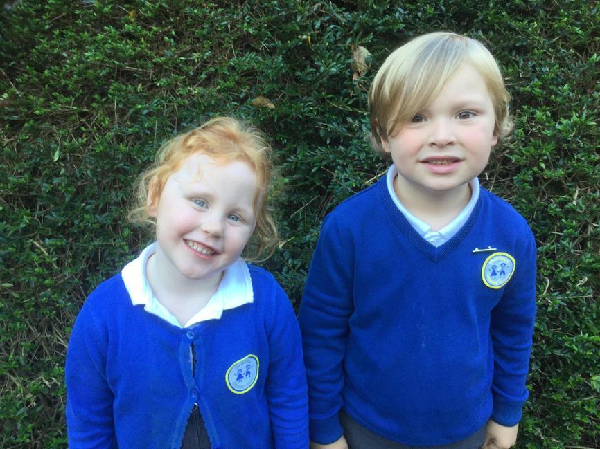 Avie & Arthur.   Year 1 Reps